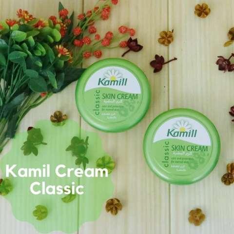 Kamill Cream Classic 150ml Handbody Lotion Perlengkapan Haji dan Umroh
