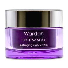 kosmetik-wardah-renew-you-anti-aging-night-cream-30gr-murahamphalal-9578-03664994-e51ae7c20572243386f5a6cbcc481c23-catalog_233 Review Daftar Harga Kosmetik Halal Mui 2018 Terbaru