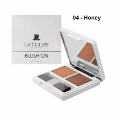 La Tulipe Blush On Silver - 6 gr