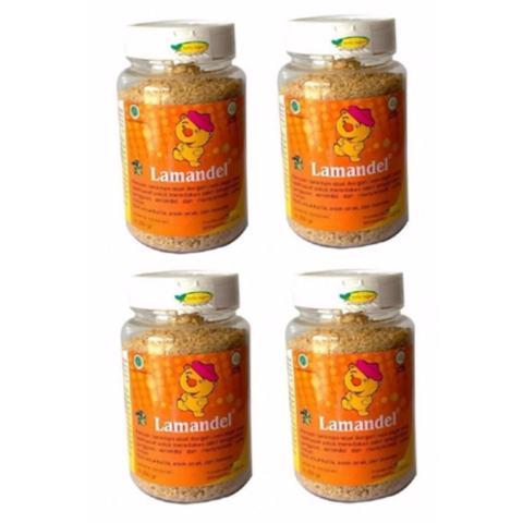 Lamandel - 200 gr - 4 Pcs - Jamu Instan Ramuan Tanaman Obat Radang
