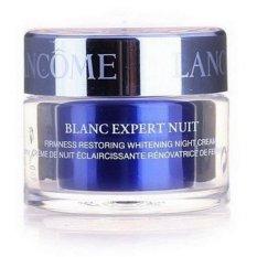 Lancome Blanc Expert Firmness Restoring Whitening Night Cream - 15g