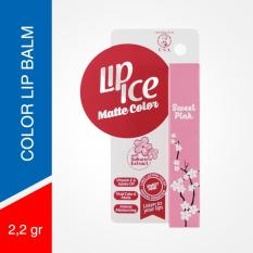 Lip Ice Matte Color Sweet Pink
