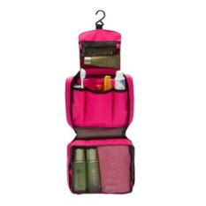 Make up bag naturehike necessaries beauty cosmetic bags case Rose - intl