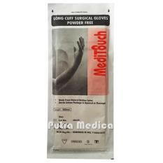 Meditouch Handscoon Obgyn Steril / Sarung Tangan Kebidanan Steril uk 7,5