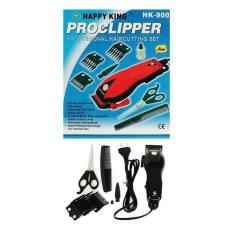 Mesin Alat Cukur Rambut Listrik Proclipper Happy King HK - 900 + Gratis Headset Samsung Untuk Semua HP Original