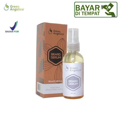 Odouds Beard Oil Penumbuh Rambut 2oz - Daftar Harga Terlengkap Indonesia - Serum Penumbuh Jenggot Alami