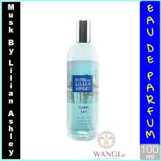MUSK BY LILIAN ASHLEY 100ML : DARK SKY PARFUM ORIGINAL UNTUK PRIA MURAH BERKUALITAS