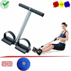Nikita Paket Alat Pelangsing Tubuh Magnetic Trimmer Jogging Body Plate Dan Super Tummy Trimmer - 1 Pcs