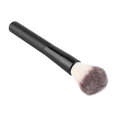 OH Wanita Serat Alas Bedak Kosmetik Makeup Kuas Blush On Alat Gambar Titik-Titik Hitam