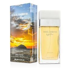 Original Parfum Dolce Gabbana Light Blue Sunset In Salina Women