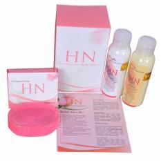 Parkinson HN Body Lotion Cream Original Body Care HN Hetty Nugrahati - 1 Paket