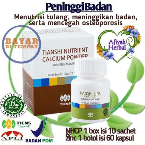 ... Dan Source · Tiens Peninggi Badan Terbaik Nutrient High Calcium Powder Zinc Capsule 100 Herbal Free Gift Free Konsultasi