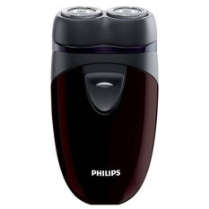 Philips Shaver PQ-206 Electric Alat Cukur Kumis dan Jenggot - Hitam