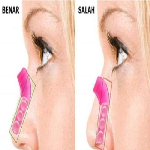 Prime Nose Up Clipper - Alat Pemancung Hidung Alami - 3 Pcs