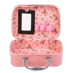 PRO MAKEUP Tas Makeup (Merah Muda)