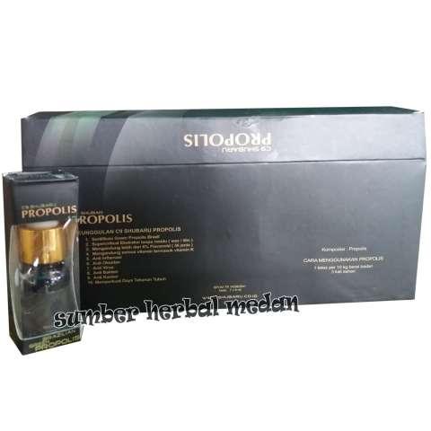 Propolis Nano C9 Shubaru 1box isi 7botol@6ml Original