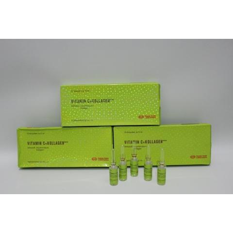 Rodotex Nano hijau Vitamin C + Kollagen