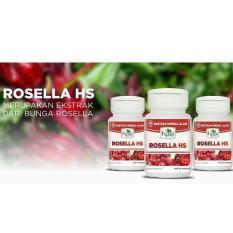 Rosella HS Kapsul - 50 Kapsul - hpai