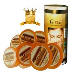 Sabun Gove Natural Facial & Body Soap Sabun Perawatan Kecantikan Original - 5 Pcs
