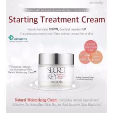 Secret Key Starting Treatment Cream 50ml - Pelembab Krim Wajah Asli dari Korea