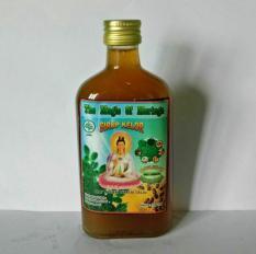 ERAGON Shop Sirup kelor 100% alami dan berkhasiat
