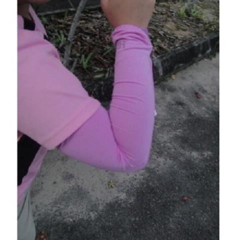 Sonia Hi Cool Arm UV Protection Cover / Sarung Pelindung Lengan Anti Panas - Pink