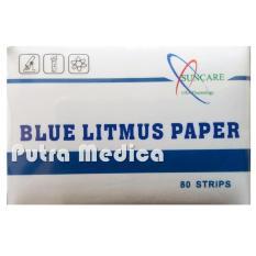 Cocotina 80 Buah Akurat Rentang Penuh 1 14 Telp Kertas Strip Uji ... -