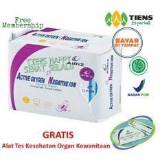 Tiens Airiz Pembalut Kesehatan untuk Siang (Paket Promo) by Tiens Happy Sehat Selalu