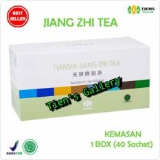Tiens Jiang Zhi Tea Teh Hijau Tianshi Ori Teh pelangsing Dan Penurun Kadar Kolestrol (Murah)