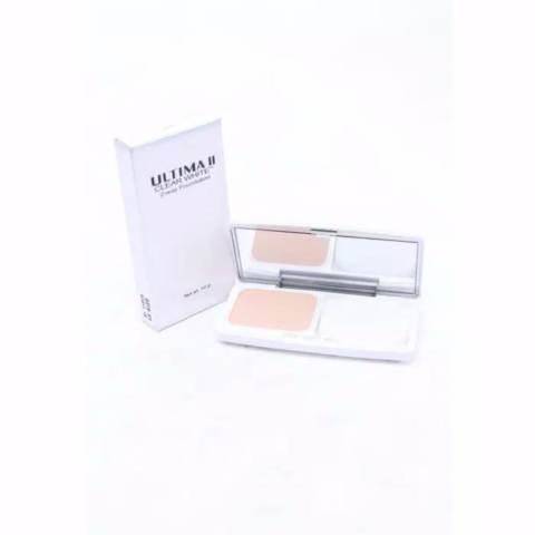 Ultima II Clear White 2 Way Foundation 10gr - 04 Tawny Beige