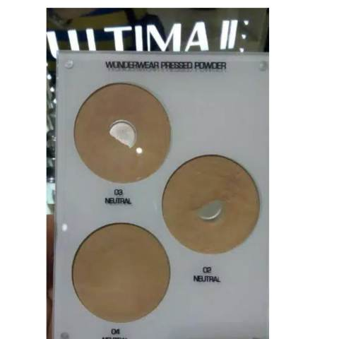 ... Ultima II Wonderwear Pressed Powder 10g 02 Neutral 2