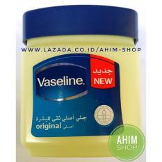 Vaseline 120ml Petroleum Jelly Asli Murni 100% Original Arab – Segel Tiga Tahap Pemurnian (Triple Purification)