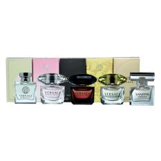 Versace Miniature Set For Women 5 pieces