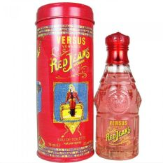 Versace Red Jeans EDT-75 ml