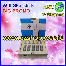 W-II Skarslick Skin Softening Essence - Serum / Obat Penghilang Bekas Luka Alami (Skar Slick) - Jaminan Asli EzShop - Ez Shop Tv Home Shopping Indonesia