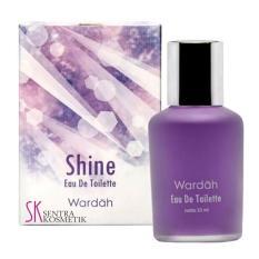Wardah Eau De Toilette Shine - 35 ml