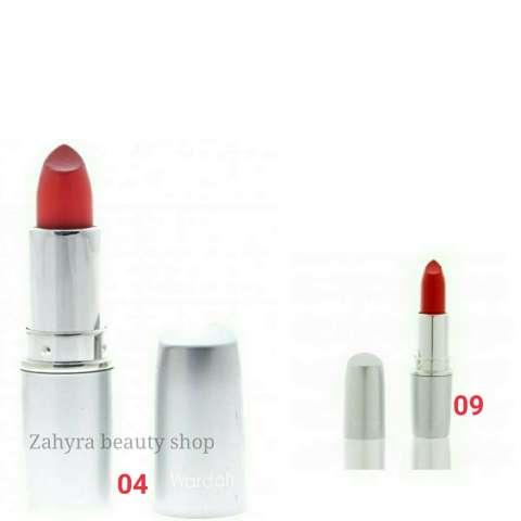 ... Wardah Matte Lipstick 04 Orange dan 09 True Red