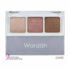 Wardah Nude EyeShadow - Classic