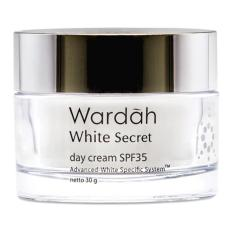Wardah White Secret Day Cream 30gr