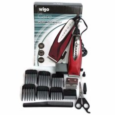 Wigo Hair Clipper W-510 Alat Cukur Rambut Free pisau
