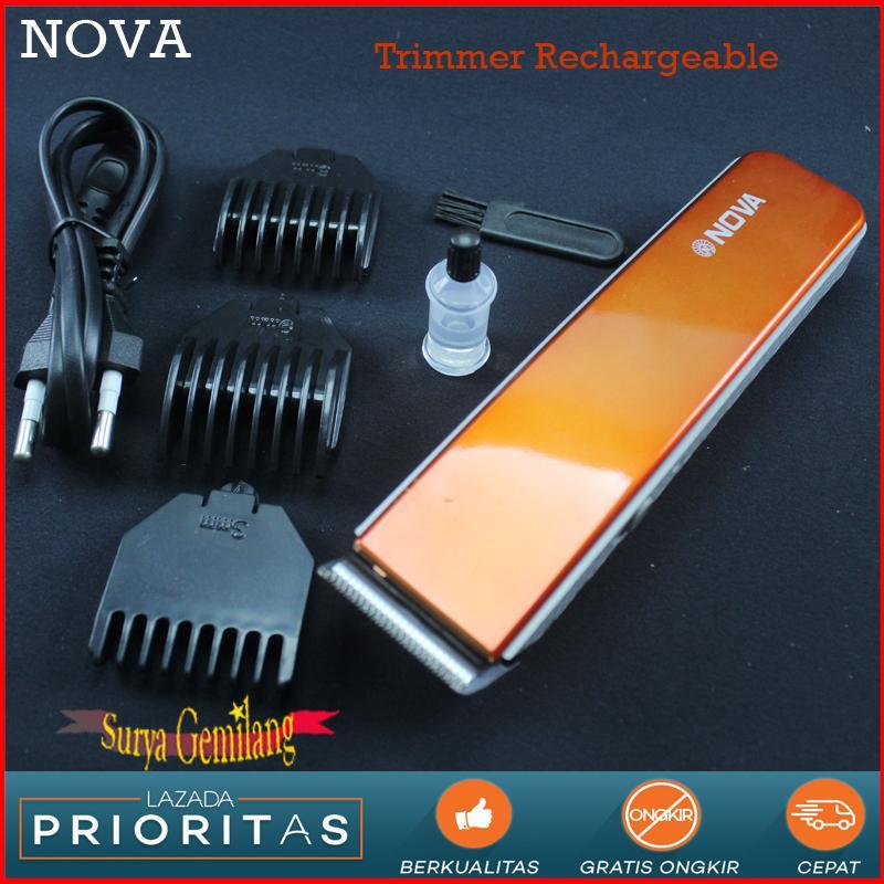 Nova NS-216 Mesin Cukur   Alat Cukur   Trimmer Pencukur Kumis Jenggot Dan  Rambut 71013aec85