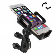 Bicycle Phone Holder for iPhone 6 & 6 Plus, iPhone 6s & 6s Plus, Samsung Galaxy S7 / S6 / S5 / S IV /, HTC, Nokia, Other Mobile Phone, Width: 48-106mm(Black) - intl