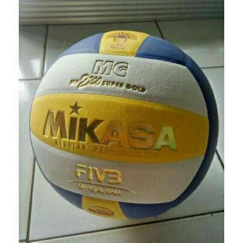Bola Volley Mikasa MV 2200 Super Gold / Bola Voli - Free Pentiil