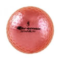 Chromax Visibilitas Tinggi M1x Bola Golf 6-Pack, Pink-Intl