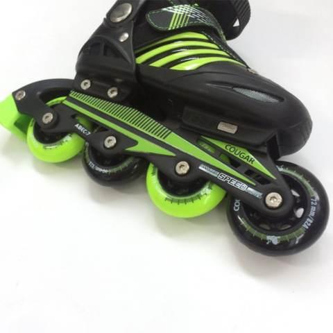 Cougar Inline Skate Sepatu Roda Mzs68fb Bk Rd Size 34 37 - Daftar ... 45c29e911c