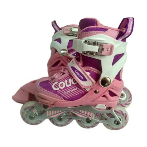 Cougar Inline Skate Sepatu Roda C1 Blu Size 35 38 - Daftar Harga ... 374f1a9600