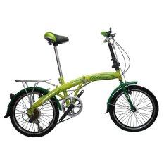 Eragon Sepeda Lipat 20280 - Hijau