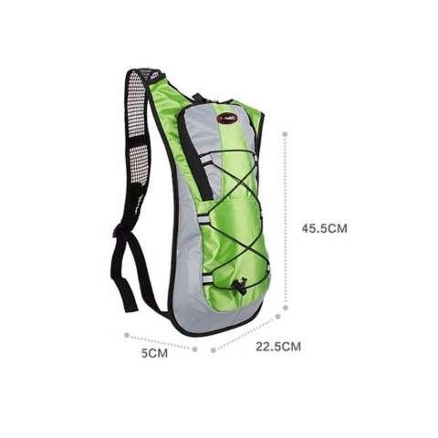 ... Hotspeed Tas Ransel Gunung Hiking Adventure Camping Outdoor Waterproof 5L Travelling Survival Military Backpack Tas Bahu