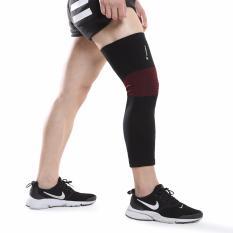 HUOBAN T7955 Memperpanjang Lutut Dukungan Nylon Bahan Pelindung Gear-Intl
