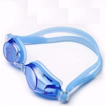 Promo Kacamata Renang HD Profesional Anti Fog LZ 913 Berenang Embun Swim Goggles Swimming